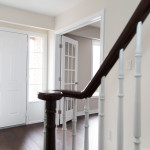 Home Renovation Entrance and Staircase