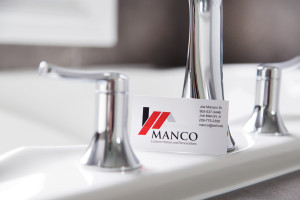 Bathroom Addition by Manco