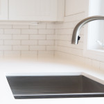 Kitchen Renovation Sink and Faucet