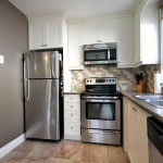 Kitchen Reno with New Applicances