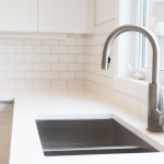 New Kitchen Sink and Faucet