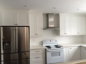 Kitchen Renovation - Exhaust Fan