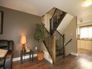 New Staircase in Home Renovation