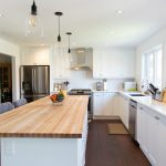 Large Kitchen addition with island